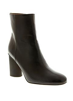 Bottines/Boots noir JEROME DREYFUSS pour femme