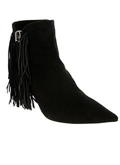 Bottines/Boots noir PURA LOPEZ pour femme
