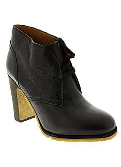 Bottines/Boots noir SEE BY CHLOÉ pour femme