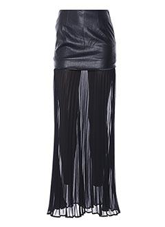 Jupe longue noir GUESS BY MARCIANO pour femme