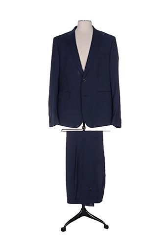Costume de ville bleu CERRUTI 1881 pour homme