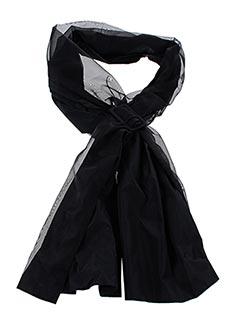 Foulard noir VERA MONT pour femme