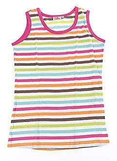 Produit-T-shirts-Femme-COTON DU MONDE