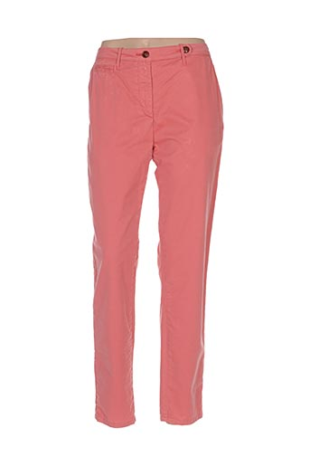 Pantalon casual rose AIGLE pour homme