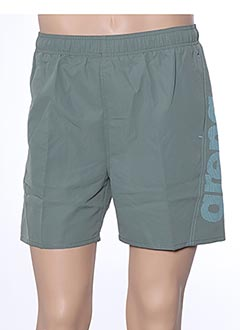 Short vert ARENA pour homme