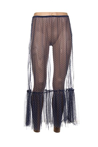 Jupon /Fond de robe bleu KOKOMARINA pour femme