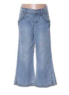 Pantalon casual bleu CONFETTI pour fille