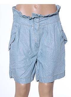 Produit-Shorts / Bermudas-Femme-AND LESS
