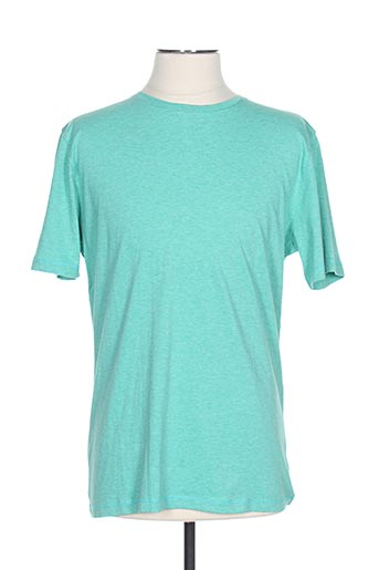 T-shirt manches courtes vert MARVELIS pour femme