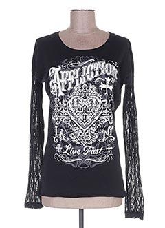 Produit-T-shirts-Femme-AFFLICTION