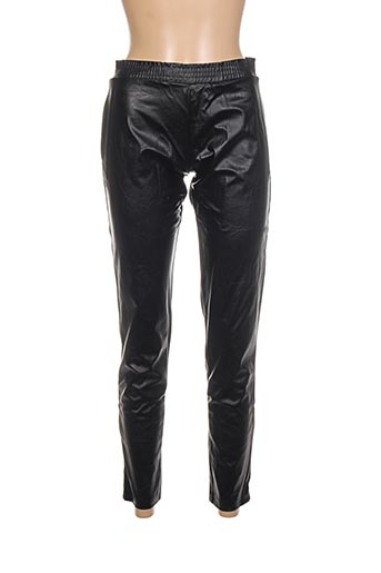 Pantalon 7/8 noir CALZEDONIA pour femme