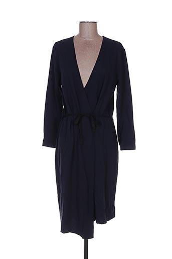 Robe mi-longue bleu FILIPPA K pour femme