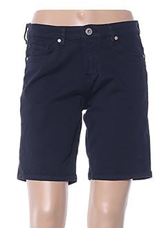 Produit-Shorts / Bermudas-Femme-DENIM STUDIO
