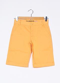 Produit-Shorts / Bermudas-Fille-BOBOLI
