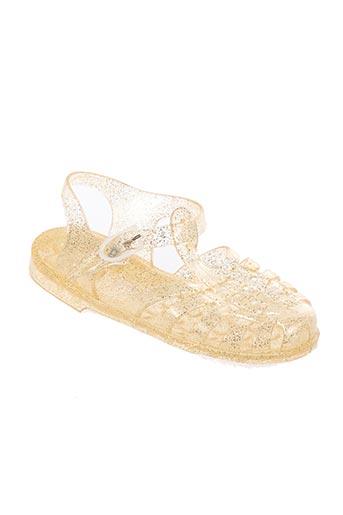 Chaussures aquatiques jaune SARRAIZIENNE pour fille