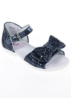 Sandales/Nu pieds bleu CIAO pour fille