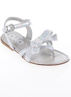 Sandales/Nu pieds noir CIAO pour fille