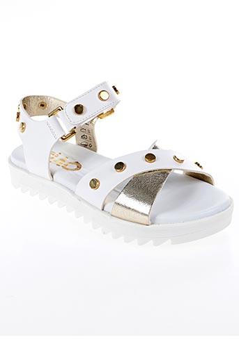 Sandales/Nu pieds blanc CIAO pour fille