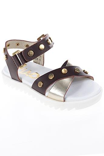 Sandales/Nu pieds marron CIAO pour fille