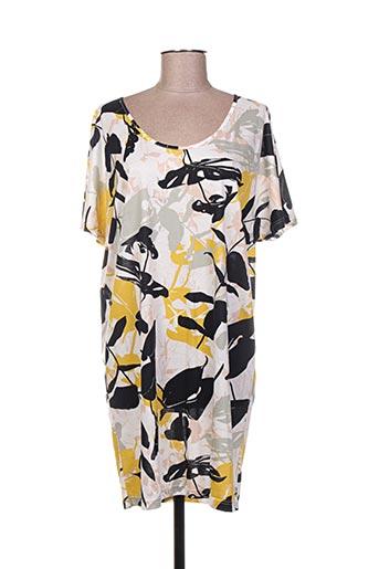 Chemise de nuit jaune CALIDA pour femme