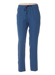 Pantalon casual bleu LIU JO pour femme seconde vue