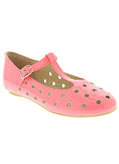 Ballerines rose MELLOW YELLOW pour fille