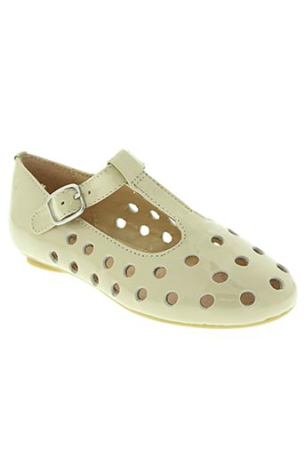 Ballerines beige MELLOW YELLOW pour fille
