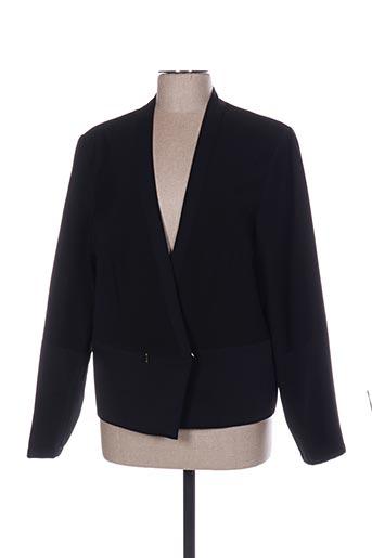 Veste chic / Blazer noir IMITZ pour femme