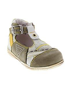 Sandales/Nu pieds vert LITTLE MARY pour garçon
