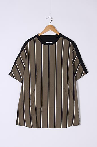 T-shirt manches courtes noir OAMC pour homme