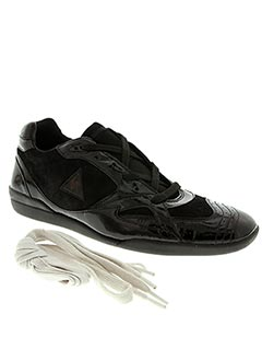 Baskets noir LE COQ SPORTIF pour homme