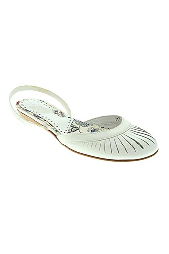 Sandales/Nu pieds blanc IPPON STYL pour femme