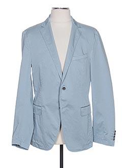 Veste casual bleu STRELLSON pour homme