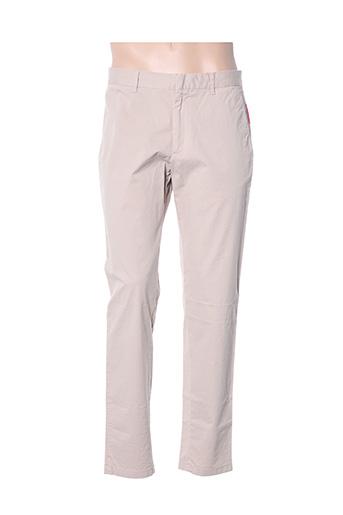 Pantalon casual beige STRELLSON pour homme