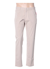 Pantalon casual beige STRELLSON pour homme seconde vue