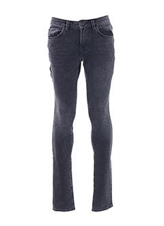 Jeans skinny noir STRELLSON pour homme