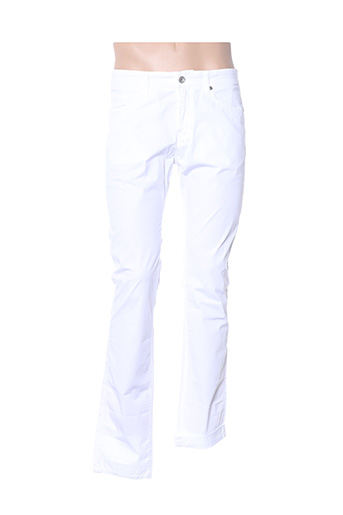 Pantalon casual blanc HUGO BOSS pour homme
