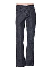 Jeans coupe slim noir HUGO BOSS pour homme seconde vue
