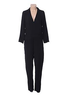 Combi-pantalon noir VILA pour femme