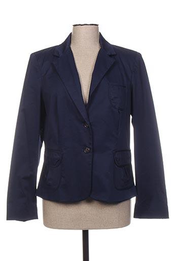 Veste chic / Blazer bleu CORTEFIEL pour femme