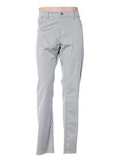 Pantalon casual vert GS CLUB pour homme