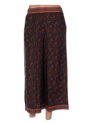 Pantalon casual noir ALLER SIMPLEMENT pour femme