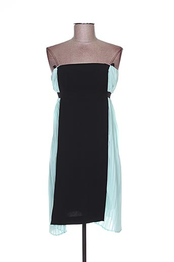 Robe courte vert ANNA RITA N pour femme