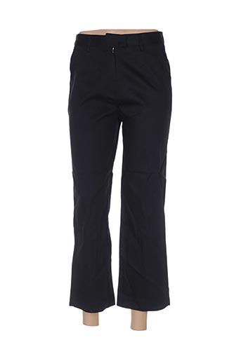 Pantalon chic noir D/BORN pour femme