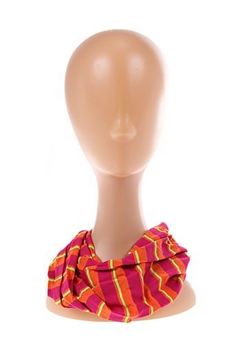 Echarpe orange MAXIMO pour fille