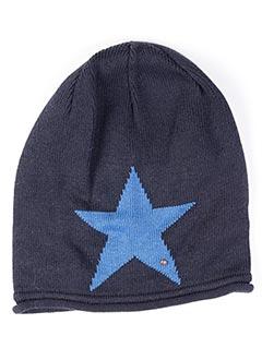 Bonnet bleu MAXIMO pour homme