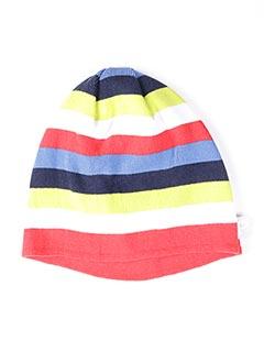 Bonnet rouge PUSBLU pour garçon