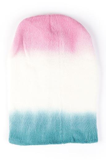 Bonnet rose MAXIMO pour femme
