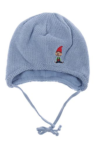 Bonnet bleu PUSBLU pour enfant