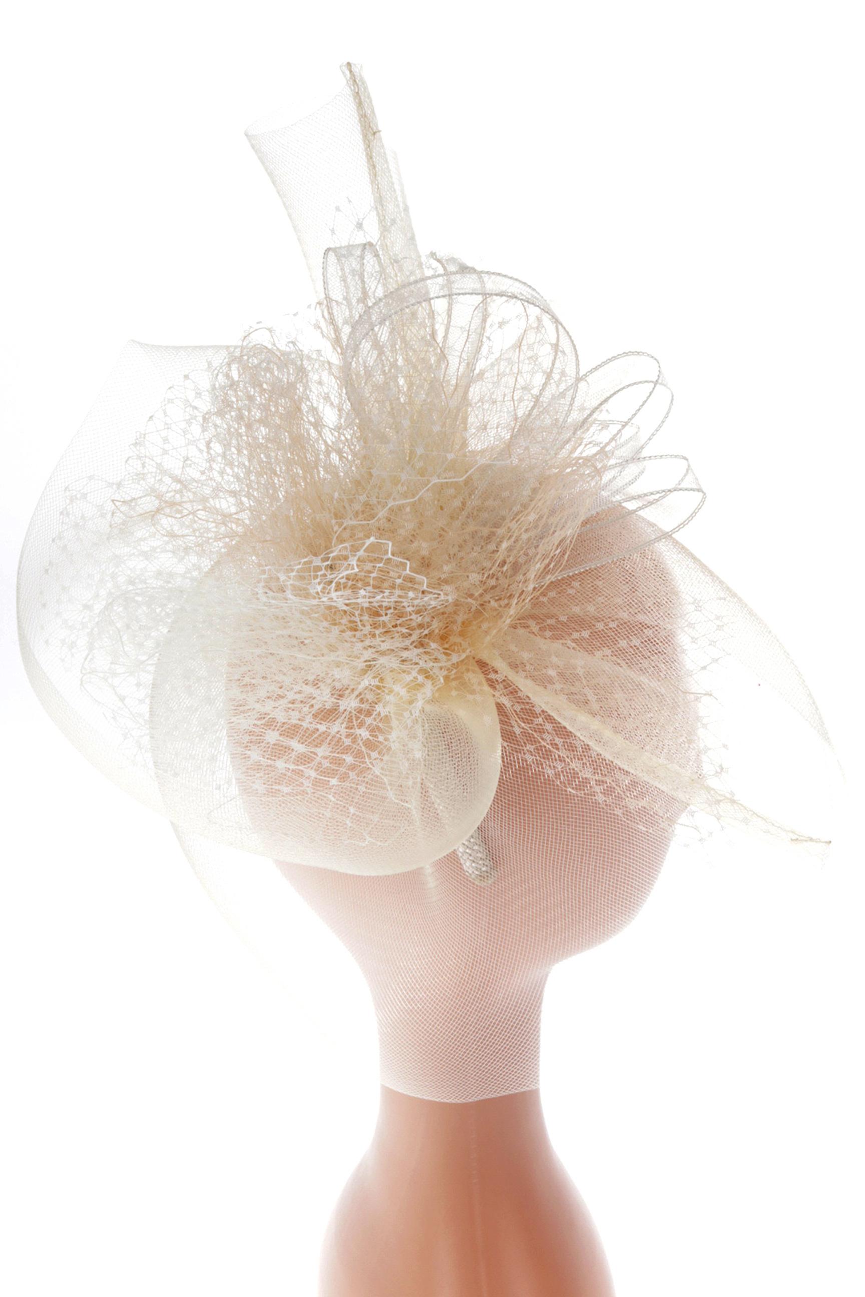 Willy S Accessoires Cheveux Femme De Couleur Beige En Soldes Pas Cher 1404456-beige0